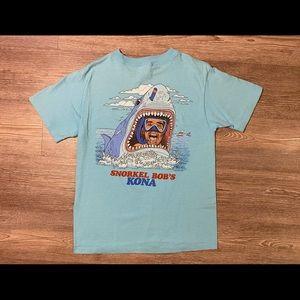 Vintage 80s Bobs Kona Promo T Shirt